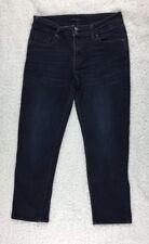 Levi's The Original Jean Mid Rise Ankle Skinny Women's Blue Jean Size 12