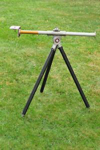 Benbo Trekker Tripod (Early Model) All Aluminium Construction - Very Sturdy