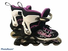 Rollerblade Spitfire Xt G Adjustable Youth Kids Inline Roller Skates Sizes 5-8