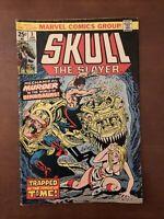 Skull The Slayer #3 (1976) 6.0 FN Marvel Bronze Age Comic Book