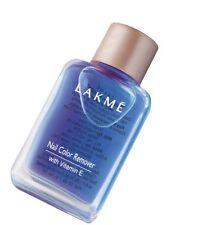 Lakme Nail Color Remover 27ml With Vitamin E Nail Polish Remover acetone-free