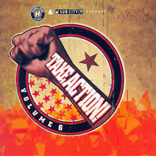 Various Artists-Take Action!  CD with DVD NEW