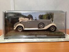 James Bond Die Cast Car - Hispano-Suiza - Moonraker - BNIB