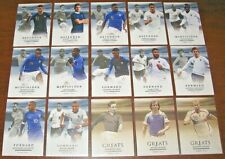 2020 Futera Unique France 15 Card Team Base Set Mbappe Pogba Greats Zidane Kopa