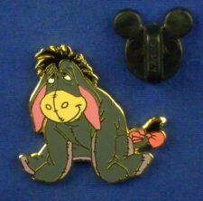 Eeyore Sitting & Smiling Winnie the Pooh Character Disney Pin # 35400