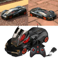Super Racer Model Vehicles Remote Control Toy Car With Light 1:12 For Kids Gift