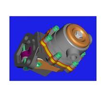 Lombardini Ruggerini ED0065850310 pompa alimentazione pump power 12LD477 RD210