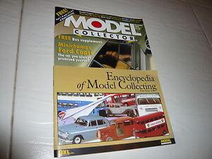 Model Collector Magazine 1:43 1:50 November 2000 Corgi Matchbox Minichamps Lledo