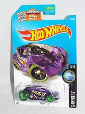 Hot Wheels 2016 X-Raycers Series 6/10 Vandetta Purple w/ Green OH5SPs