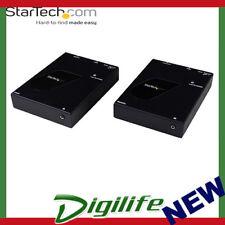 STARTECH HDMI Over Fiber Extender with IR Control – SC Fiber - 2600ft (800m)