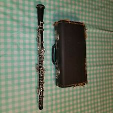 Vintage Selmer Oboe with hard case serial F 4625