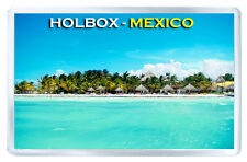 HOLBOX MEXICO FRIDGE MAGNET SOUVENIR IMAN NEVERA