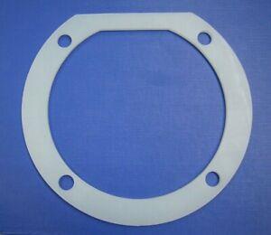 Fröling 1 Stück Silikondichtung für Saugzuggebläse Ersatz für Mineralfaserdichtg