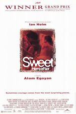 THE SWEET HEREAFTER Movie POSTER 11x17 Ian Holm Sarah Polley Bruce Greenwood Tom