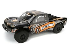 HPI 107029 ATTK-8 SHORT COURSE Clear Body APACHE SC
