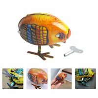 1Pc Lovely Safe Small Clockwork Toy Metal Toy for Girl Boy Kids