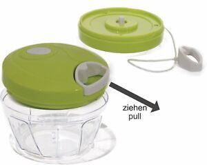 Zwiebel Zerkleinerer Gemüseschneider Mixer manuell Obst Gemüse Salat Dressing