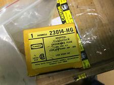 Hubbell 23014-HG hospital grade locking plug