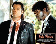 PULP FICTION, original mint 1994 Lobby Card Set QUENTIN TARANTINO, John Travolta