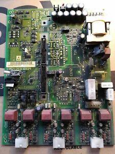 1pcs Used DANFOSS 175Z1213 DT16 55KW Inverter Drive Board Tested