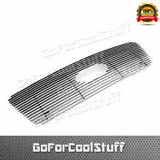 For Ford F-150 2004 2005 2006 2007 2008 Upper Billet Grille With Logo Cut-Out
