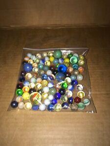Vintage set of Marbles - VGC