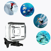 45m Diving Waterproof Touch Cover Case For Xiaomi Yi 4K 2 II Action Camera Sport