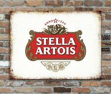 Stella Artois Retro Vintage Metal Wall Sign (2)