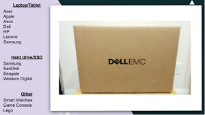 Dell PowerEdge T40 Tower Server Intel Xeon E3-2224G 3.5GHz 8G 1TB No OS, Sealed