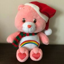 "10"" CHRISTMAS CHEER CARE BEAR 2003"