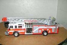 Ho (1:87) fire ladder truck with installed Led/Smd lights