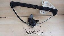 AUDI A3 2012 Lado Derecho Lado del conductor posterior ventana regulador & Motor 8V4839462