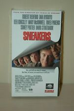 Sneakers (VHS, 1993) -  Robert Redford, Sidney Poitier