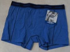 JOCKEY Echelon Stretch Ctn Tencel Boxe Brief - Large, blue