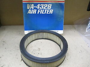AIR FILTER # VA4328 # 46090 honda ACCORD mazda B2600 PICKUP GROUP 7 NOS