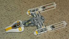 LEGO 7658 - STAR WARS - Y-WING STARFIGHTER - 2007 - NO BOX