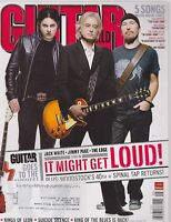 SEPT 2009 GUITAR WORLD vintage music magazine JIMMY PAGE - IT MIGHT GET LOUD