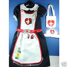 NEW Nurse Doctor Medical Emergency dress up costume Uniform Party Hopsital Help