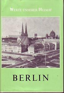 Berlin - Werte unserer Heimat (Band 49/50) Selten 1987