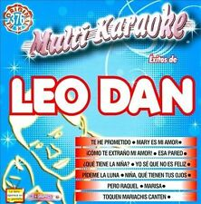 NEW - Karaoke: Leo Dan - Exitos by Dan, Leo