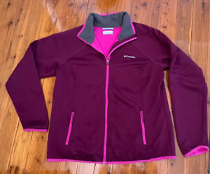 Columbia Womens Zip Up Jacket XL As New