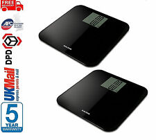 Salter 9049 250kg Max Digital Electronic Bathroom Scales Body Weight Scale* NEW*