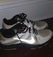 Black & White Nike Free 5.0 Tennis Shoes - Size 12