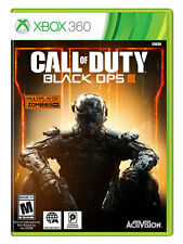 Call of Duty Black Ops III 3 Xbox 360 Brand New Sealed (Online Required)