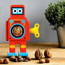 SCHIACCIANOCI ROBOT rosso cucina casa IDEA REGALO food design donna cooking chef