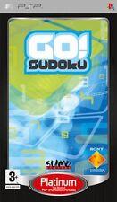 Go! Sudoku Platinum SONY PSP IT IMPORT SONY COMPUTER ENTERTAINMENT