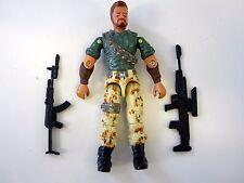 GI JOE AMBUSH Action Figure Desert Patrol Squad TRU COMPLETE 3 3/4 C8+ v3 2004
