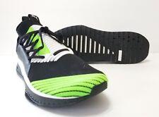Size 13 Puma Tsugi Jun Sneakers Black Ignite Evoknit Mid Running Shoes 365489 09