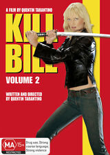 Kill Bill: Volume 2 * NEW DVD * (Region 4 Australia)