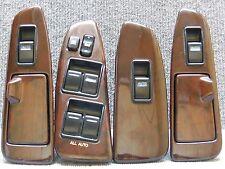 93 2003 Toyota Crown Majesta JZS17 All Auto Window Switch Set W Ashtray JDM  OEM